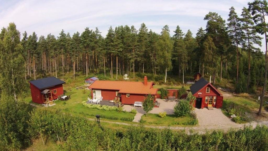 Huset Solglänta